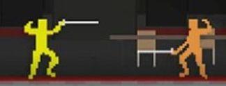 Nidhogg: Pixel-Degenkämpfe im Januar auf Steam verfügbar