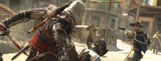 Vorschauen: Assassin's Creed 4 - Black Flag: Krieg in der Karibik