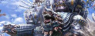 Monster x Dragon: Strategische Schlachten auf Japanisch
