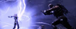 Hunted: Gears of War mit Pfeil und Bogen