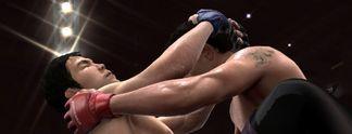 EA Sports MMA: Jetzt gibt es auf die Fresse!