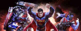 Infinite Crisis: Beta-Key abgreifen und Joker-Kost�m als Bonus