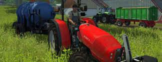 Wer ist eigentlich? #25 - Der rote Traktor Same Argon 3 75 aus dem LWS 2013