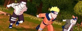 Naruto und die gebrochene Fessel