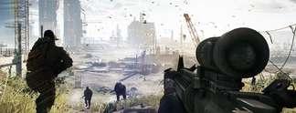Vorschauen: Battlefield 4: Amputierte Beine und Selbstmordkommandos