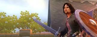 Die Abenteuer von Aragorn: Alte Ideen neu verpackt