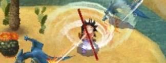 Tolles Dragon Ball: Son-Goku wird klein!