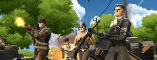 Tests: Battlefield Heroes: Knalliger Gratis-Shooter mit Top-Lizenz