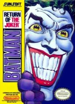 Batman - Return of the Joker