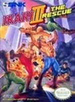 Ikari Warriors 3 - The Rescue