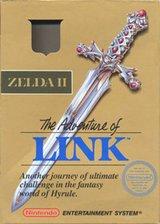 Zelda 2 - The Adventure of Link