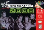 WWF - Road to Wrestlemania 2000