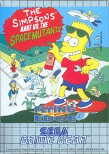 Simpsons - Bart vs. Space Mutants