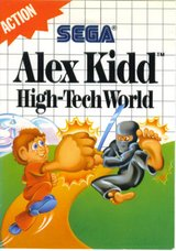 Alex Kidd in High Tech World