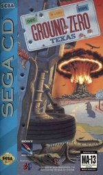 Ground Zero Texas (Mega CD)