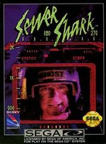 Sewer Shark (Mega CD)