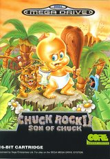 Chuck Rock 2 - Son of Chuck