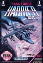 Task Force Harrier EX