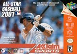 All Star Baseball 2001 (US)