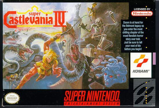 Super Castlevania 4