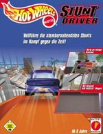 Hot Wheels Stunt Driver
