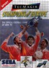Champions of Europe