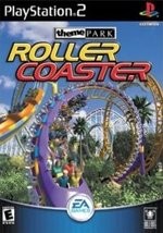 Theme Park Rollercoaster