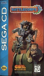 Battlecorps (Mega CD)