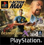 Action Man - Destruction X