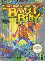 Adventure of Bayou Billy