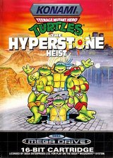 TMNT - Hyperstone Heist