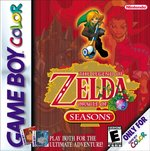 Zelda - Oracle of Seasons