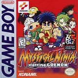 Mystical Ninja - Starring Goemon