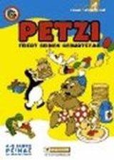 Petzi feiert seinen Geburtstag