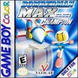 Bomberman - Max Blue Champion