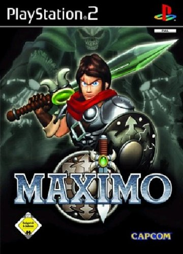 Maximo - Ghosts to Glory