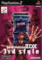 Beat Mania 2 DX 3rd Style