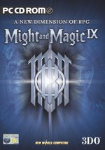 Might & Magic 9