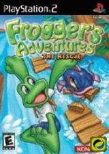 Frogger's Adventure