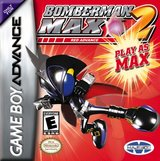 Bomberman Max 2 - Red