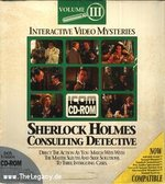 Sherlock Holmes Consulting Detective Volume 3