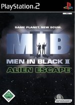 Men in Black 2 - Alien Escape