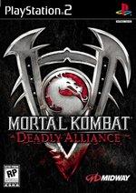 Mortal Kombat - Deadly Alliance
