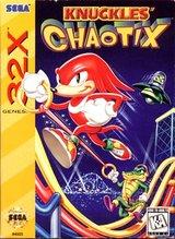 Knuckles Chaotix (32X)