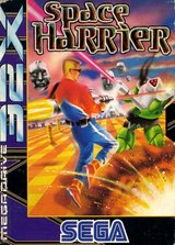 Space Harrier (32X)