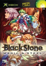 Black Stone - Magic and Steel