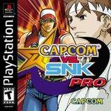 Capcom vs. SNK Pro