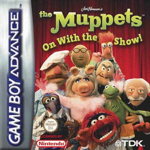 Muppets - On With The Show