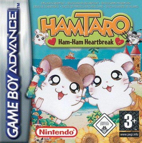 Hamtaro - Ham Ham Heartbreak