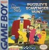 Addams Family- Pugsleys Scavenger Hunt